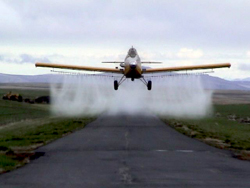 Crop Duster take off